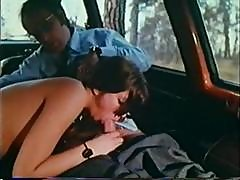 Swedish Sex Thriller With Crazy Old Dude Banging A Young Chick In The Car In The Woods