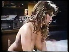 Vintage sex with busty bitch