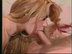 The Gorgeous Tiffany Mynx Giving a Great Deepthroat Blowjob
