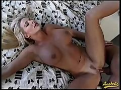 Pornstar JR Carrington hardcore anal sex