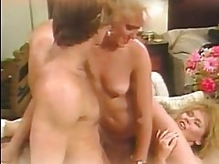 Porn legend Jeanna Fine and her hot friend share a throbbing...