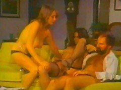 Threesome sex galore in raw footage