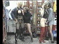 Classic german fetish video FL 7
