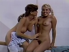 Teens Tracey Adams & Nikki Charm retro hardcore