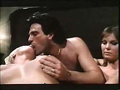 See a lusty retro fuck with good hair pulling
