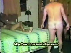 Amateur couple old VHS tape