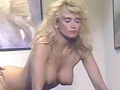 Vintage Interracial Action With Cheri Taylor Getting Drilled By Sean