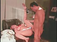 Classic Redhead Ruby Herschel Savage Titfucks In Third Date
