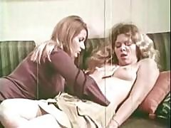 Vintage Porn With Donna Young And Another Lesbian Babe Eating Pussy