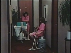 vintage 70s danish - Sex-Mad Maids (german dub) - cc79