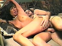 Sexy mature slut loves young and hairy men