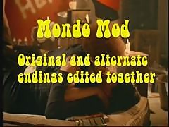 60s freaks only mondo mod dance with secret nude footage - 3 10