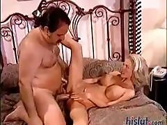 Blonde Tabitha Trades Giving Head And Gets Drilled By Ron Jeremy