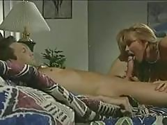 Classic Vintage Fucking Action With Dyanna And Brad In The Bedroom