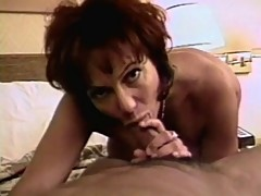 Classic Busty Cougar Blake Mitchell POV
