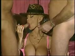 Dolly Buster Is A Classic Busty Porn Star Addicted To Dps