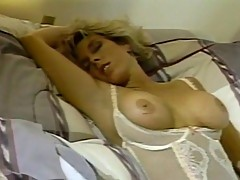 Busty blonde bitches fucks a horny copper