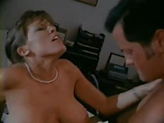 Arousing classic fuck with sexy secretary