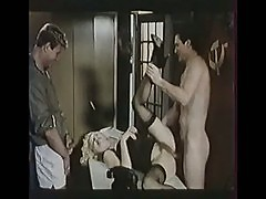 KGB Secretary takes it straight in the ass full scene