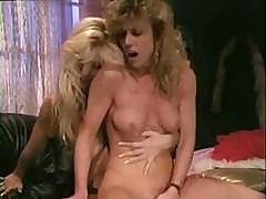 Two Hot Blonde Lesbians Get Down And Dirty And Lick Pussy