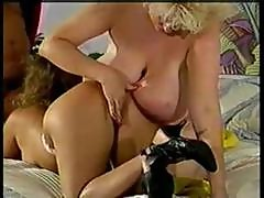 Trinity Loren And Roberta Smallwood 3some