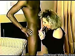 Retro Interracial Fuck Tape