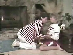Candy evans - honey covered cheerleader