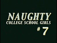Naughty College Girls