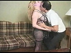 Hot Little Blowjob Lips Chubby Gets Anal